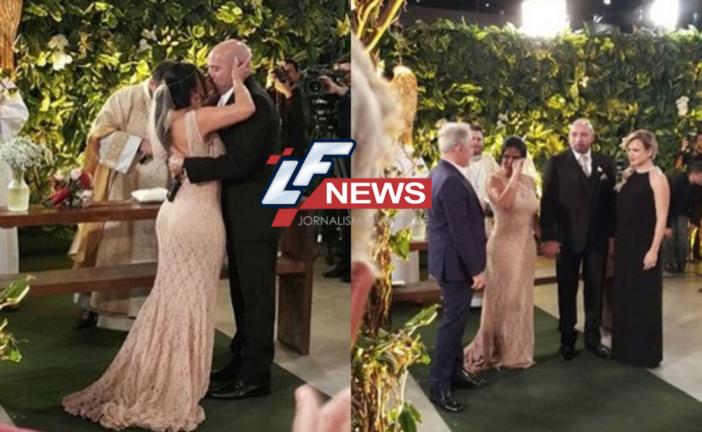 Desistir é para os fracos: Gretchen se casa pela 17ª vez