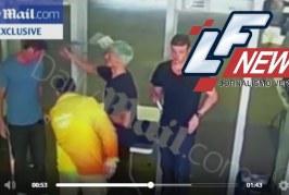 Após assalto confuso, Justiça proíbe nadadores dos EUA de deixarem país
