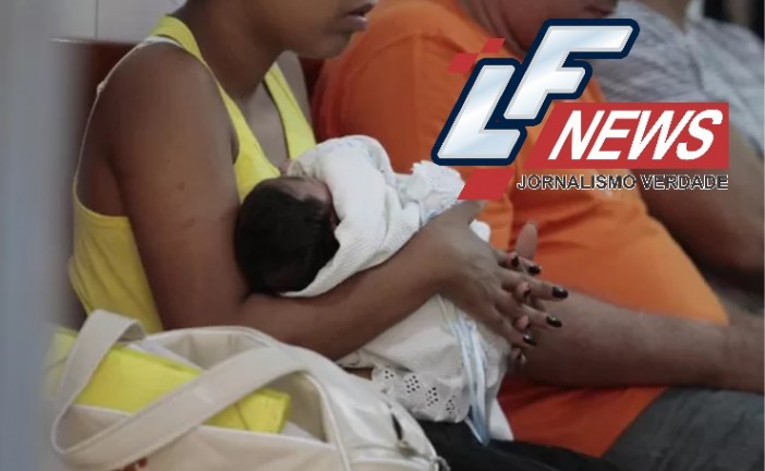Bebê desenvolve sequelas decorrente do vírus zika após seis meses de nascimento