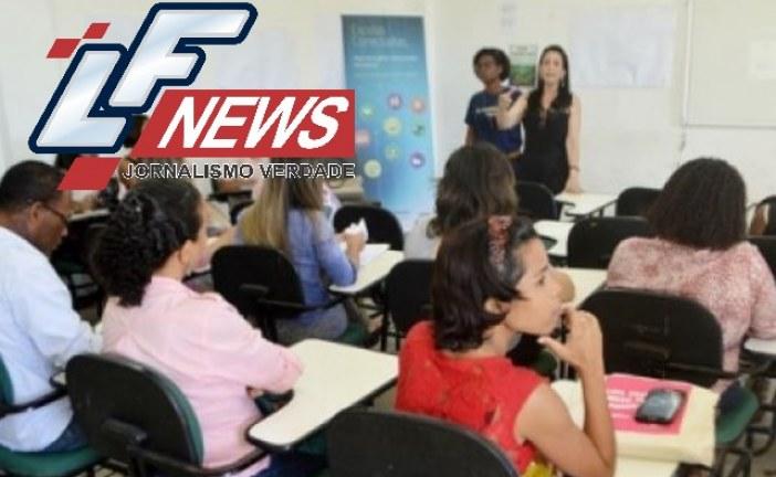 Prefeitura de Lauro de Freitas continua a incentivar a capacitação dos professores