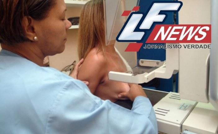 Ação oferece mamografia grátis em Lauro de Freitas