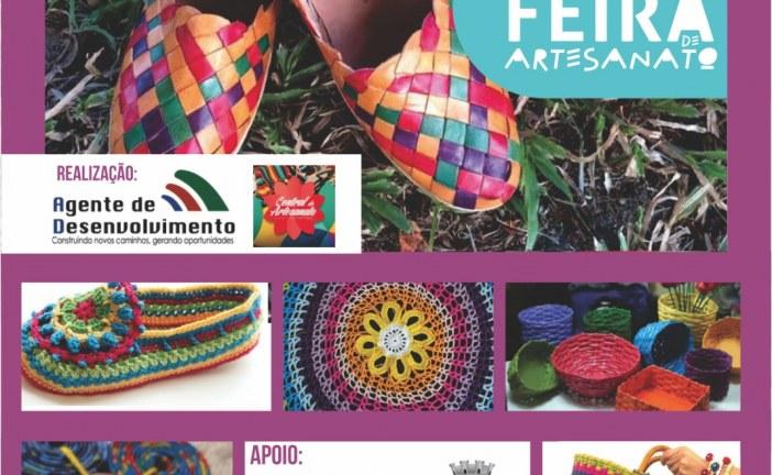 Comerciantes do Mercado Informal já podem se inscrever na Feira de Artesanato