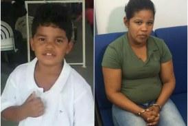 Caso Carlinhos: mãe acusada de matar o filho se entrega à polícia em Camaçari