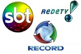 RecordTV, RedeTV e SBT devem sair do ar na TV paga