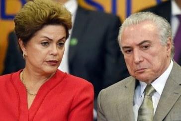 TSE pode julgar na semana que vem cassação da chapa Dilma-Temer
