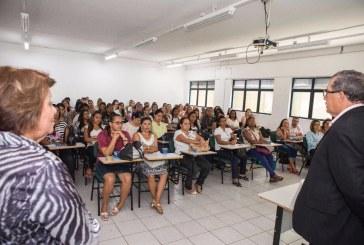 Prefeitura de Lauro capacita servidores para combate tuberculose no município