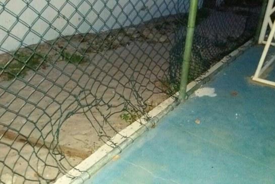 Comunidade de Pitangueiras solicita reforma geral das áreas de lazer do bairro