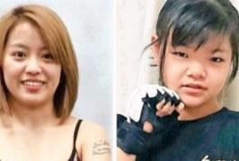 Evento de MMA no Japão promove luta entre menina de 12 anos e mulher de 24