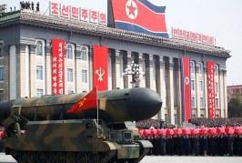 Coreia do Norte diz que míssil testado no fim de semana pode levar ogiva nuclear
