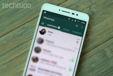 Nova função do WhatsApp permite colocar 3 conversas em destaques, saiba como fazer