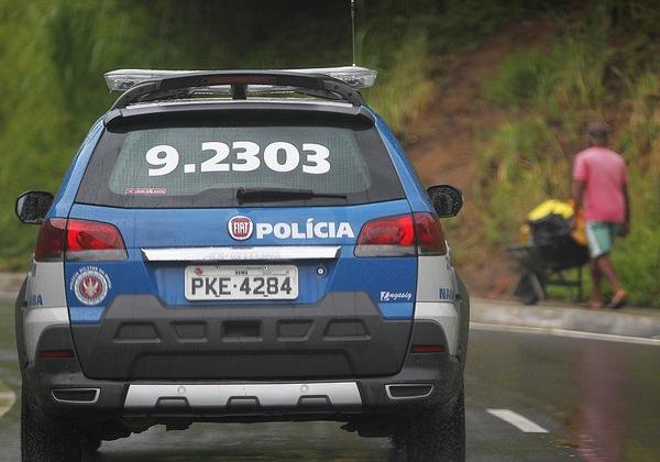 Após perseguição, dois suspeitos de sequestro morrem em confronto com PM