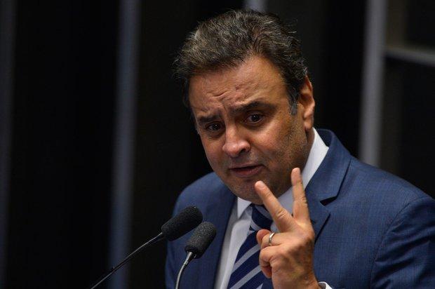 Ministro do STF nega pedido de Aécio para que plenário decida sobre prisão
