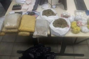 Lauro de Freitas: três são presos pela Polícia por tráfico de drogas
