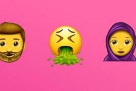 Em breve novos emojis estarão disponíveis para celulares e computadores