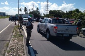 Catador de latas é atropelado na Estrada do Coco