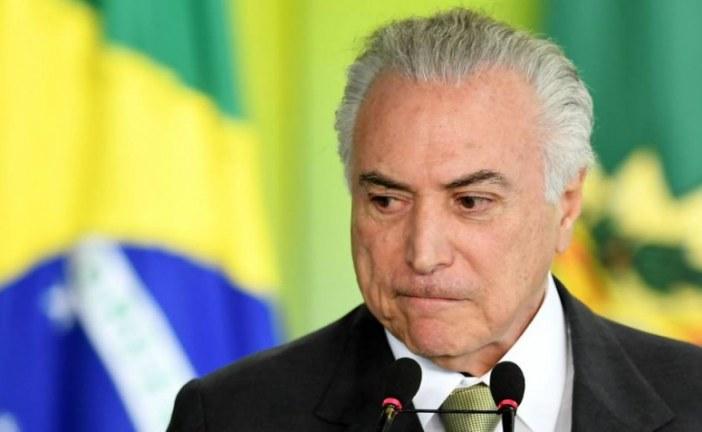 Temer assina decreto que autoriza atuação das Forças Armadas no Rio