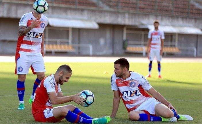 Bahia recebe o Avaí em Pituaçu por sequência de triunfos na Série A