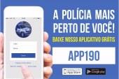 Polícia Militar de Lauro de Freitas lança aplicativo APP190. Saiba mais