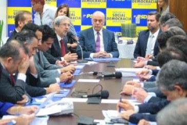 De olho em 2018, PSDB vai definir candidato ainda este ano