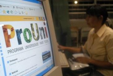 Estudantes não matriculados tem até sexta para se inscrever no ProUni