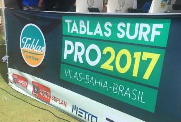 Lauro de Freitas sedia o TABLAS SURF 2017