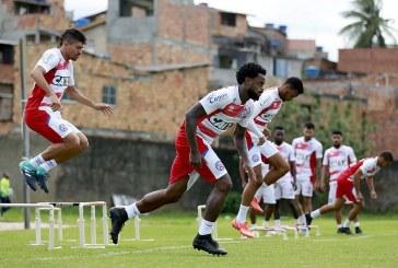 Bahia encara o Atlético/PR fora de casa, pra começar o 2º turno bem no Brasileirão