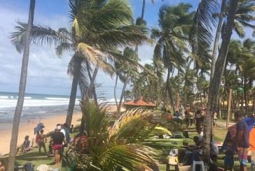 Tablas Surf Pro 2017 em Lauro de Freitas foi um sucesso