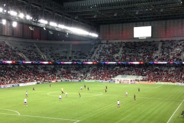 Não deu: Bahia perde para o Atlético/PR, mas segue fora do Z-4