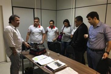 "Jovens construtores do ""robô antibombas"" agradecem apoio a Prefeitura"