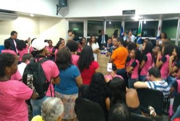 Lauro de Freitas: Professores e estudantes ocupam Câmara contra perseguição da SEMED à escola do município. Assista