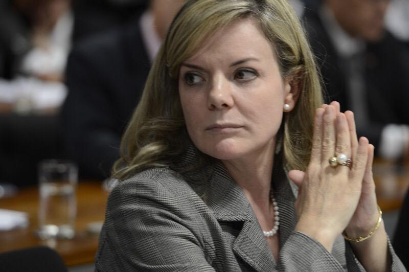 PF revela caminho de suposta propina para a presidente do PT