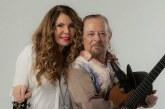 Elba Ramalho e Geraldo Azevedo na Concha Acústica