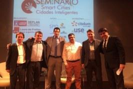 """Seminário """"Smart Cities"""" em Lauro de Freitas reuniu especialistas de todo o Brasil"""
