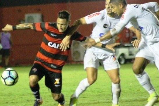 Vitória pega o Santos tentando manter boa fase longe do Barradão