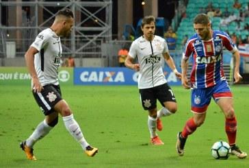 Tricolor de aço! Bahia vence o líder do Brasileirão por 2 x 0 na Fonte