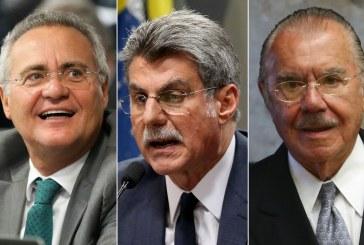 Fachin manda arquivar inquérito que investigava Renan, Jucá e Sarney