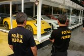 PF prende 56 em operações contra tráfico internacional de cocaína