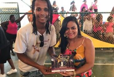 Vereadora Débora Regis prestigiou o concurso de dança: Estrelas que dançam