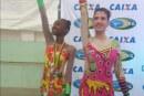 Atletas da Kadosh GR de Lauro de Freitas embarcam para campeonato nacional em Chapecó/SC
