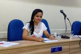 Débora Regis solicita melhorias para o Largo do Chapéu em Itinga