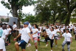 NTCO promove X Caminhada contra a Obesidade, neste domingo, dia 29, no Dique do Tororó