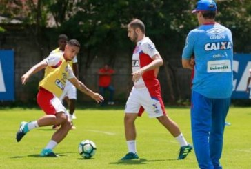 Carpegiani monta provável equipe e Bahia fecha a preparação para enfrentar o Sport