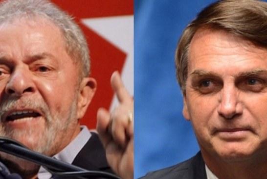 CUT/Vox Populi: Lula aparece com 42% e Bolsonaro 16%