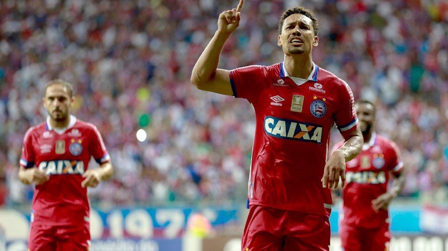 Sonhando com Libertadores, Bahia recebe Atlético-MG na Arena Fonte Nova