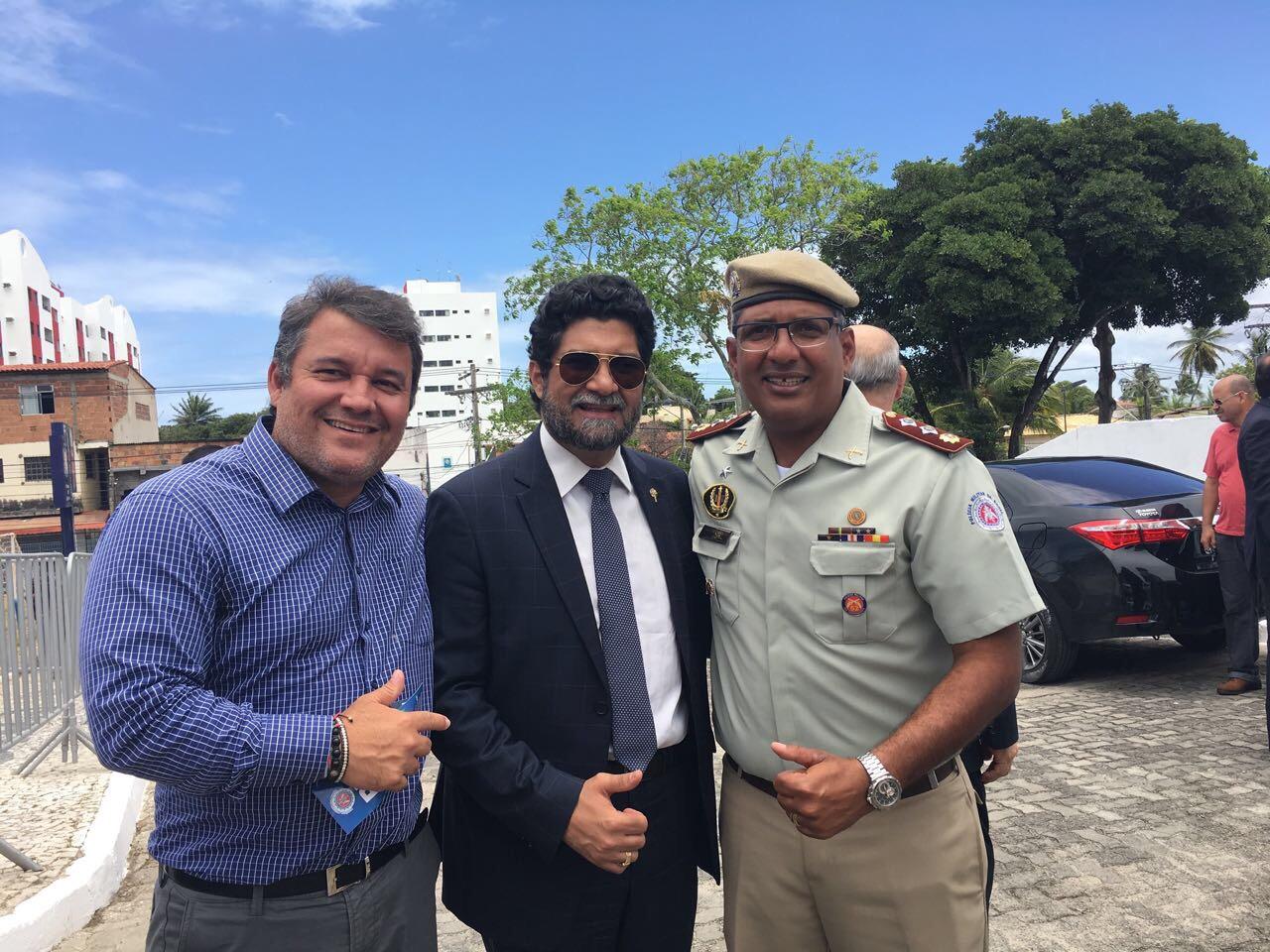 Secretário Mauro Cardim e Major Fabricio Silva receberão título de cidadão laurofreitense