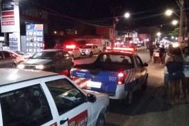 Patrulha do Som: combate à poluição sonora reuniu órgãos municipais, polícia militar e civil em Lauro de Freitas
