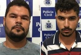 Dois homens são presos por roubo e furto de gado em Itapetinga
