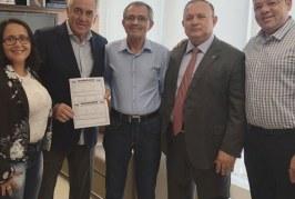 Ex-PMDB, prefeito de Ourolândia filia-se ao PSD
