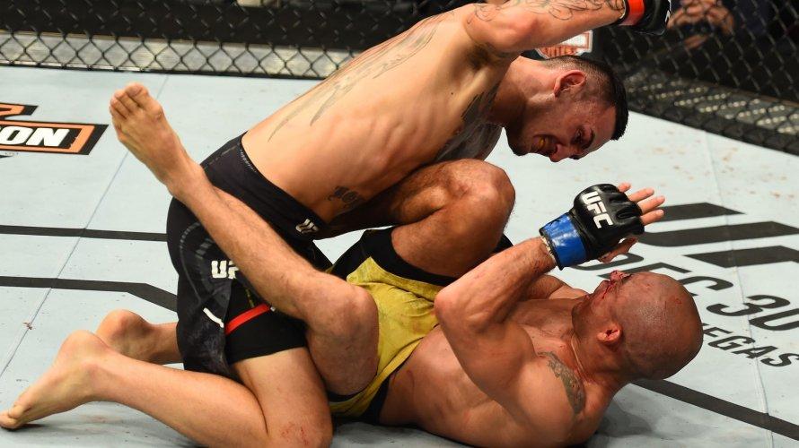 Max Holloway volta a nocautear José Aldo e mantém o cinturão do UFC