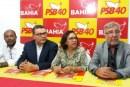 Direção do PSB quer Lídice candidata ao Senado 'em qualquer hipótese'